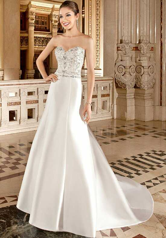 Demetrios 3215 A-Line Wedding Dress