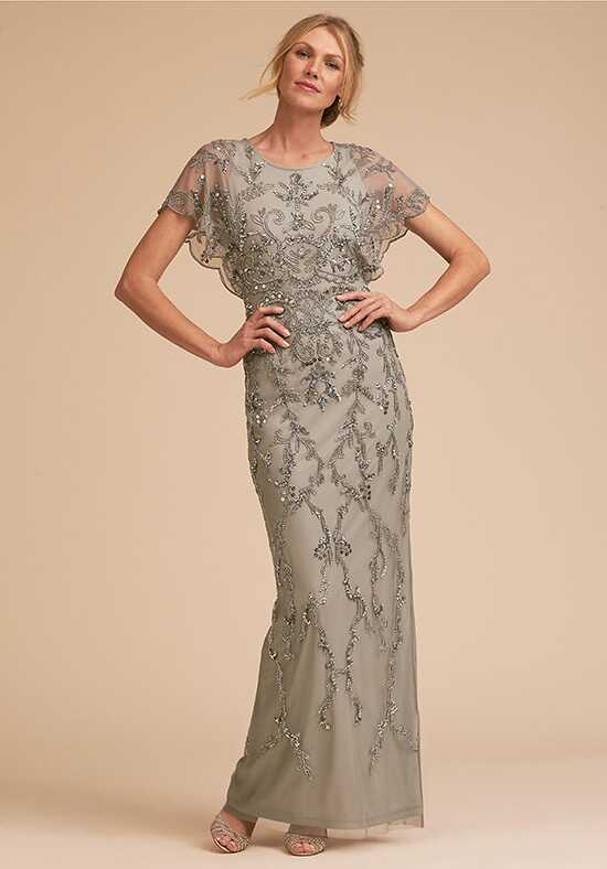 BHLDN (Mother of the Bride) Riesling Dress Gray Mother Of The Bride Dress