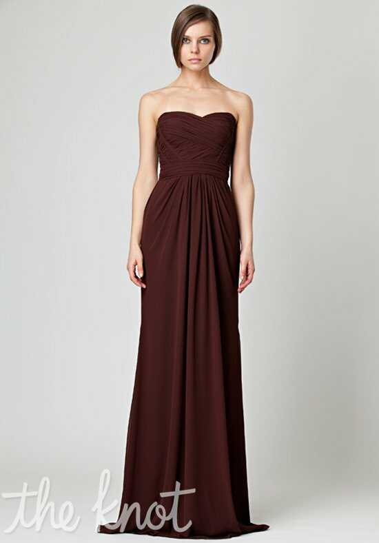 Monique Lhuillier Bridesmaids 450022 Strapless Bridesmaid Dress