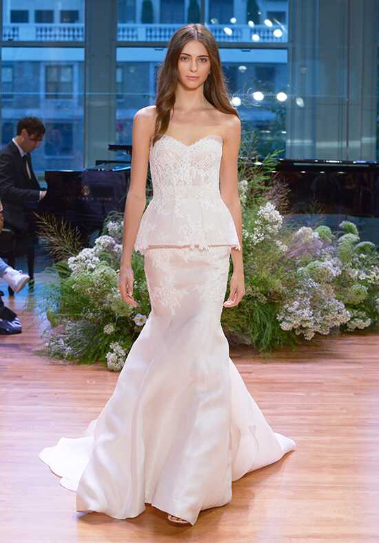 Monique Lhuillier Faithful Mermaid Wedding Dress