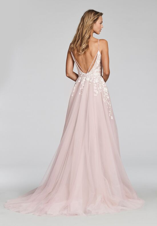 Blush By Hayley Paige Denver 1709 Wedding Dress The Knot