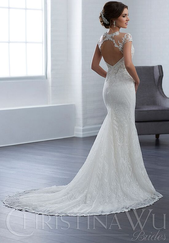 Christina Wu 15663 Wedding Dress - The Knot