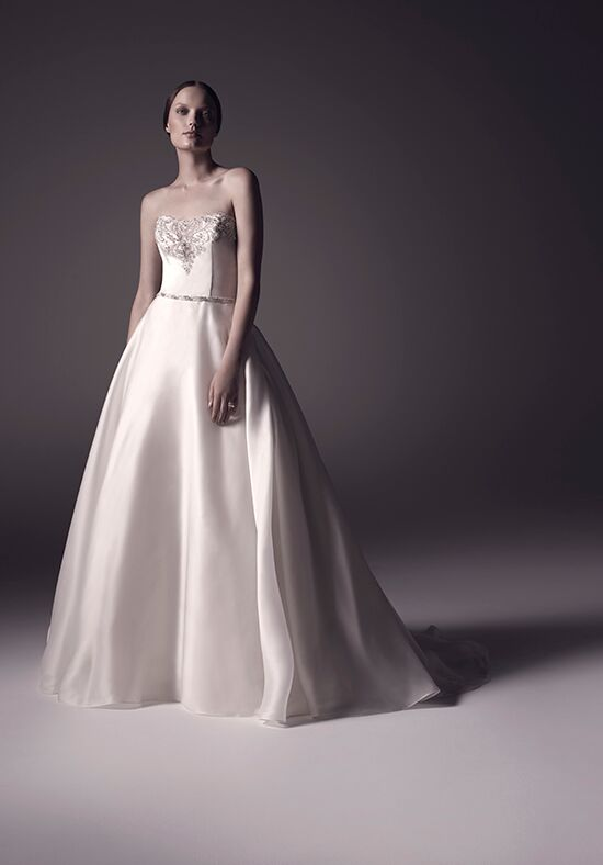 Amaré Couture by Crystal Richard C102 Celine Ball Gown Wedding Dress