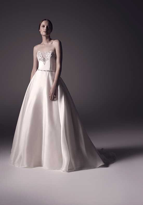 Amaré Couture C102 Celine Ball Gown Wedding Dress