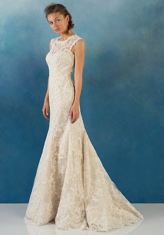 Alyne by Rita Vinieris Constance Sheath Wedding Dress