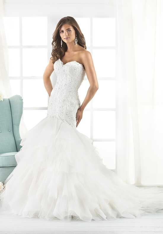Bonny by Bonny Bridal 817 Mermaid Wedding Dress