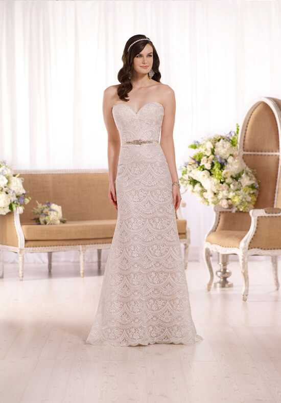Essense of Australia D2017 Sheath Wedding Dress