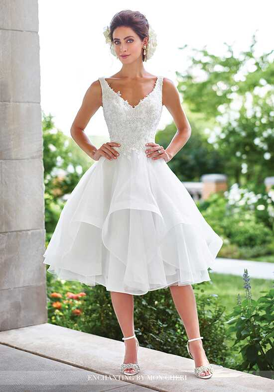 Enchanting by Mon Cheri 117181 A-Line Wedding Dress