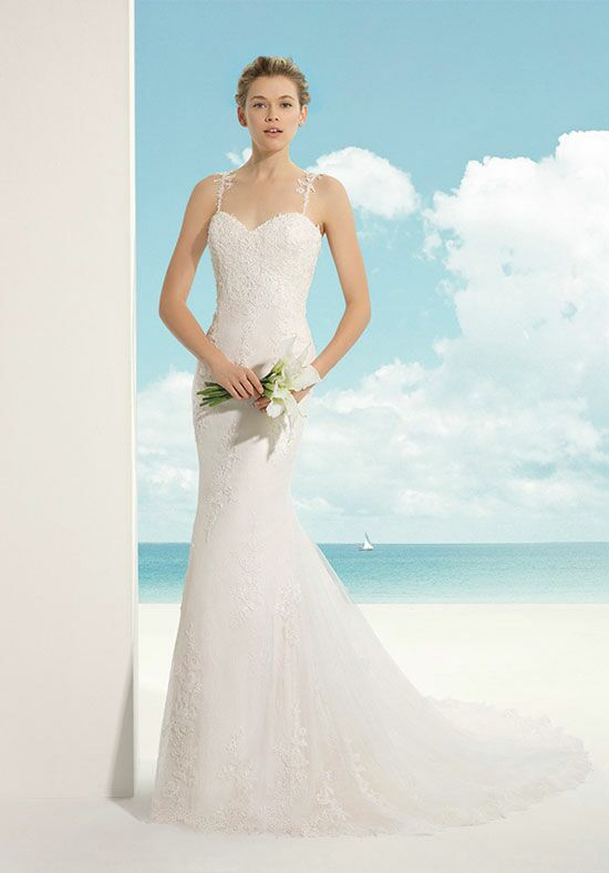 Soft by Rosa Clará Vicky Mermaid Wedding Dress