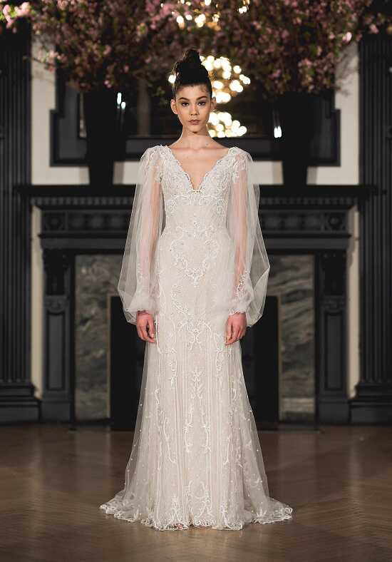 Ines Di Santo Mila Sheath Wedding Dress