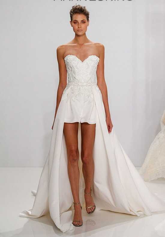 Mark Zunino for Kleinfeld 190 A-Line Wedding Dress