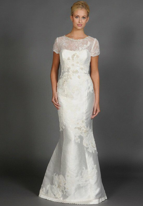 "Eugenia ""Ophelia"" Style 3913 Mermaid Wedding Dress"
