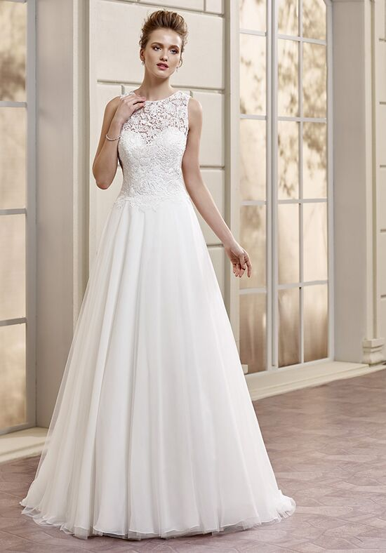 Eddy K AK138 A-Line Wedding Dress