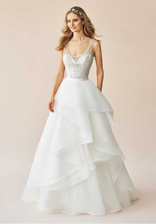 Simply Val Stefani S2056 Top / S2066 Skirt Ball Gown Wedding Dress