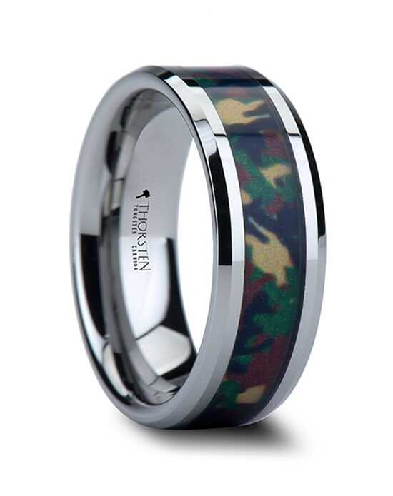 mens tungsten wedding bands - Stainless Steel Wedding Ring