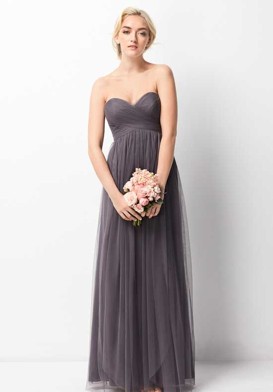 Wtoo Maids 245 Strapless Bridesmaid Dress