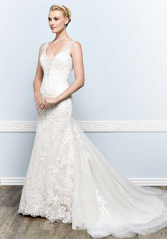 Kenneth Winston 1658 Mermaid Wedding Dress