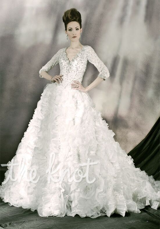 Ysa Makino 3081 Ball Gown Wedding Dress
