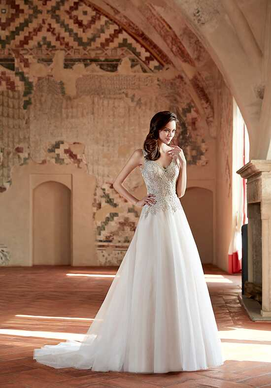 Eddy K CT168 A-Line Wedding Dress