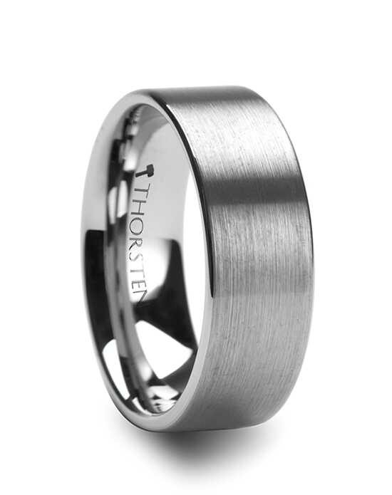 Mens Tungsten Wedding Bands W342-FBF Tungsten Wedding Ring
