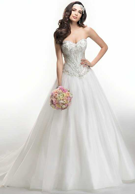 Maggie Sottero Corbin Wedding Dress