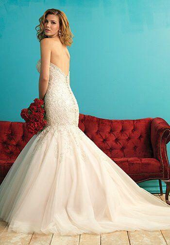 Allure Bridals 9275 Wedding Dress - The Knot