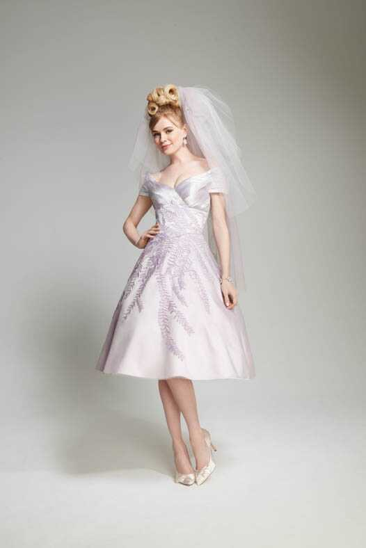 Matthew Christopher Wisteria A-Line Wedding Dress