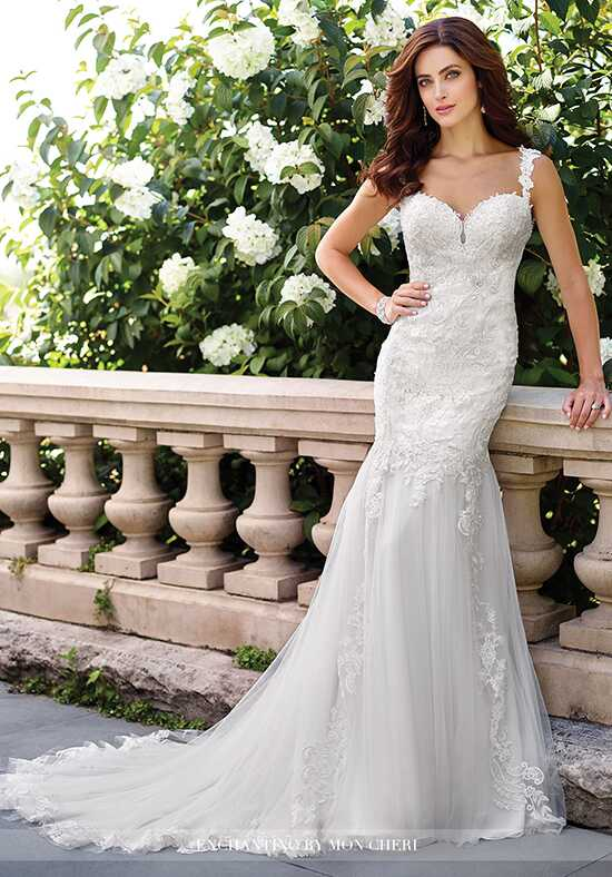 Enchanting by Mon Cheri 117194 Mermaid Wedding Dress