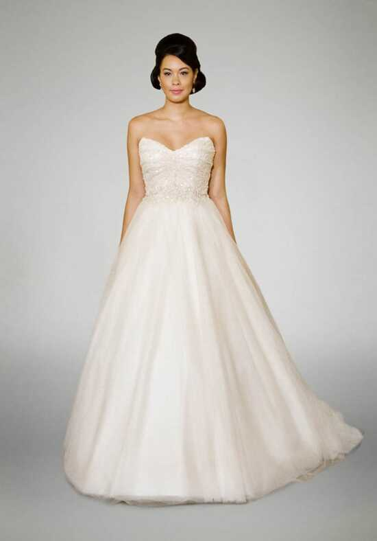 Matthew Christopher Aubrey A-Line Wedding Dress