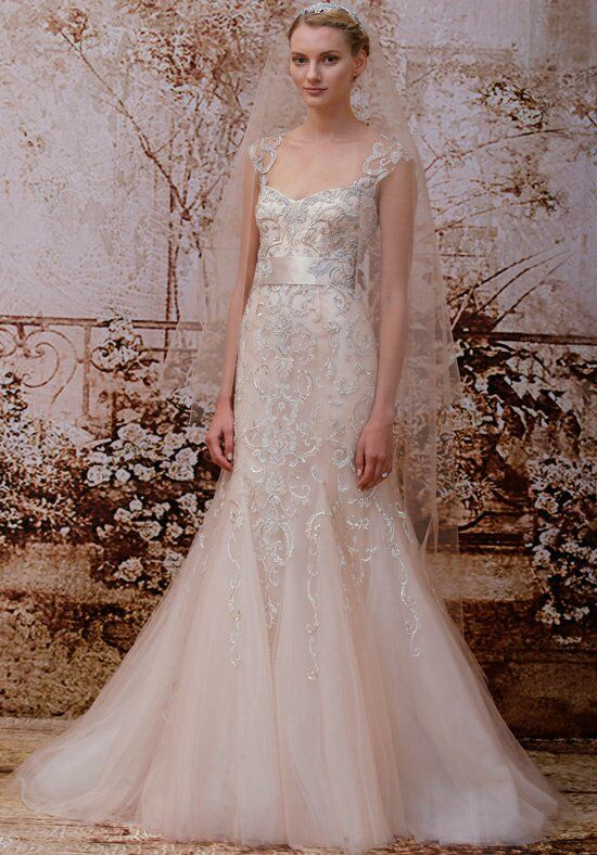 Monique Lhuillier Romance Wedding Dress