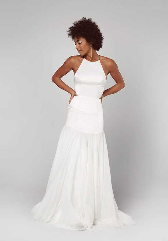 Fame and Partners Bridal Collection Alexandrina Mermaid Wedding Dress