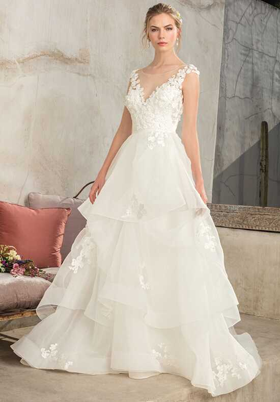 Casablanca Bridal Style 2302 Luna A-Line Wedding Dress