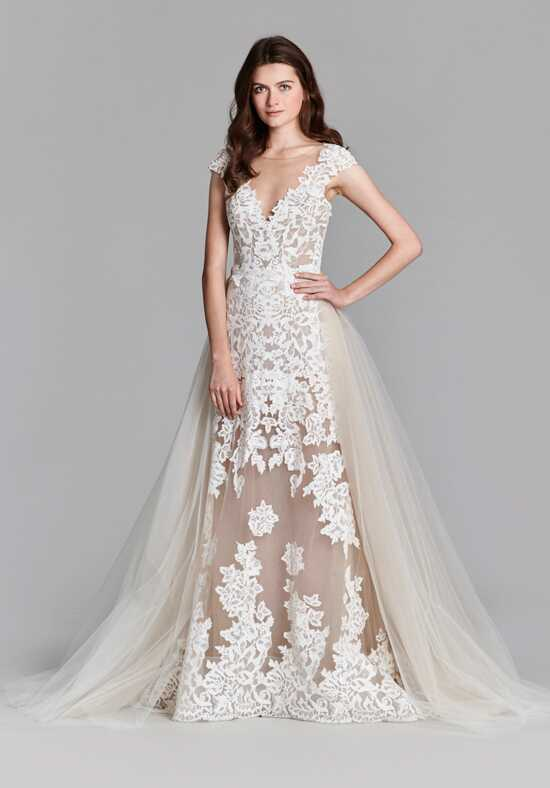 Jim Hjelm 8708 A-Line Wedding Dress
