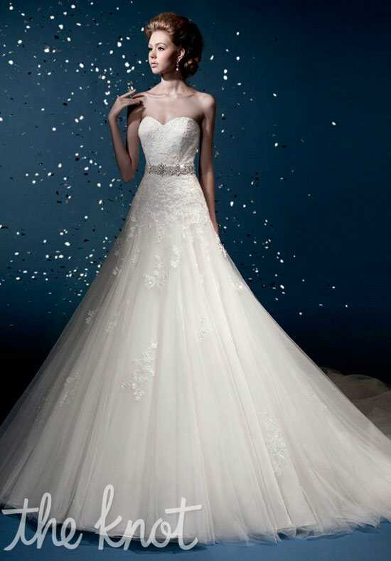 KITTYCHEN Elizabeth A-Line Wedding Dress