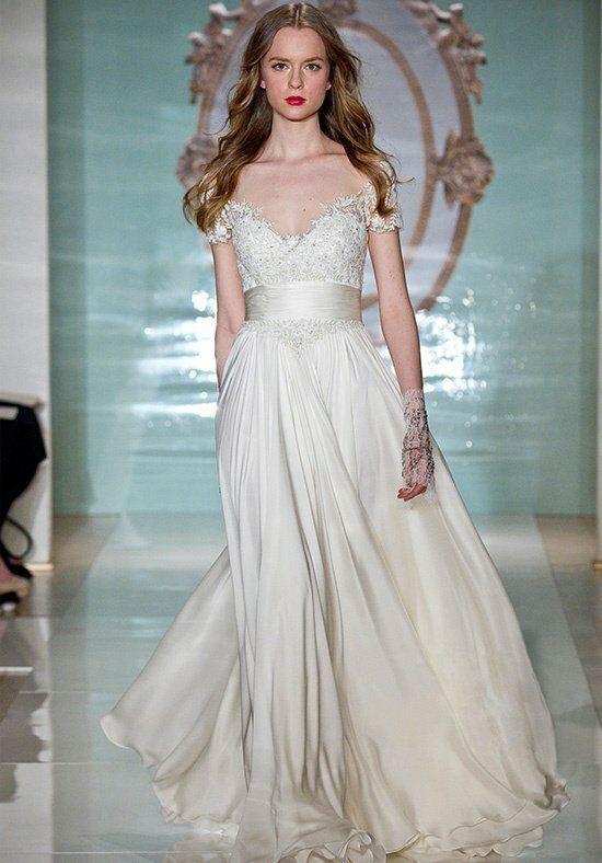 Reem Acra Lovely Girl Wedding Dress - The Knot