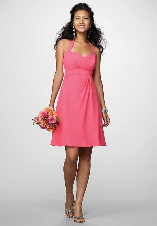 Alfred Angelo Signature Bridesmaids Collection 7172 Halter Bridesmaid Dress