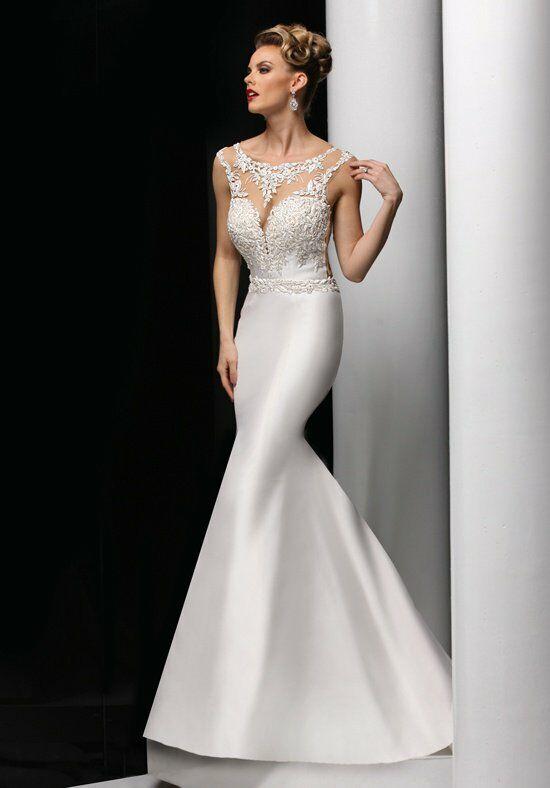 Simone Carvalli 90273 Mermaid Wedding Dress