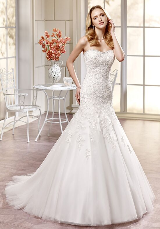 Eddy K 77999 Mermaid Wedding Dress