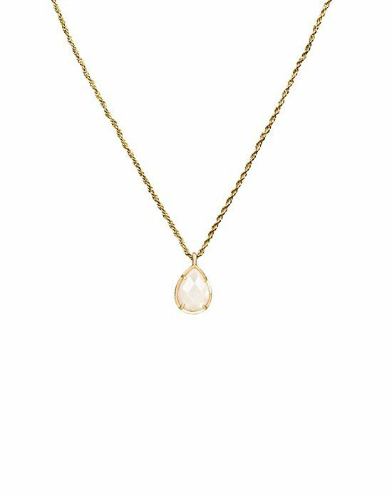 Kendra Scott Kiri Necklace in Ivory Pearl Wedding Necklace photo