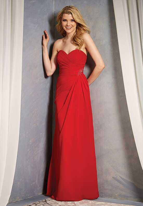Alfred Angelo Signature Bridesmaids Collection 7367L Bridesmaid Dress photo