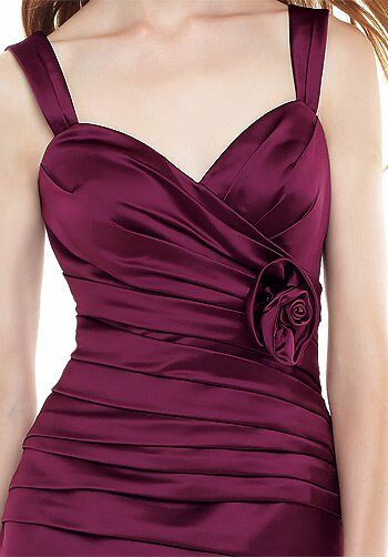 Bill Levkoff 168 Strapless, Sweetheart Bridesmaid Dress