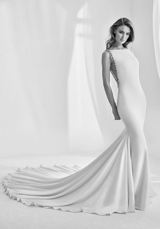 PRONOVIAS RAMBLA Mermaid Wedding Dress