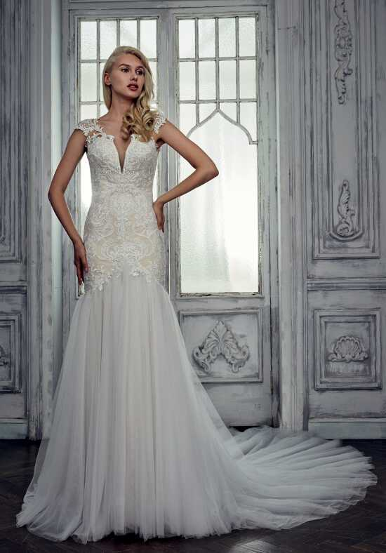 Calla Blanche 17120 Janine A-Line Wedding Dress