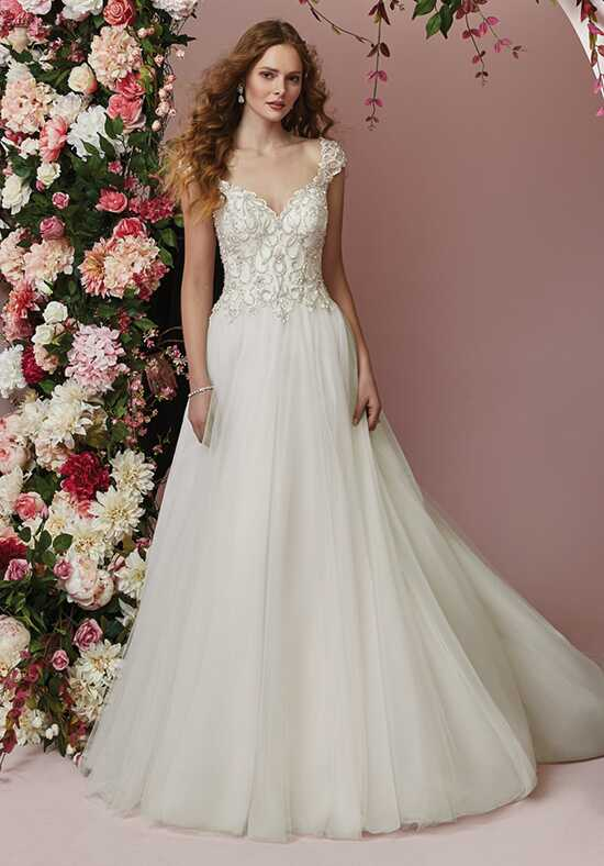 Rebecca Ingram Bella Ball Gown Wedding Dress
