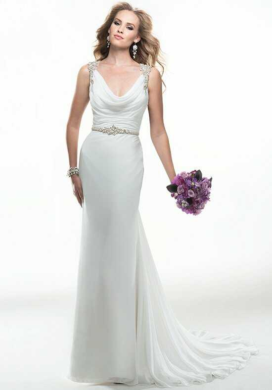 Maggie Sottero Taren Sheath Wedding Dress