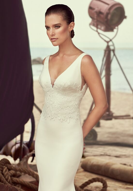 Mikaella 2184 Mermaid Wedding Dress