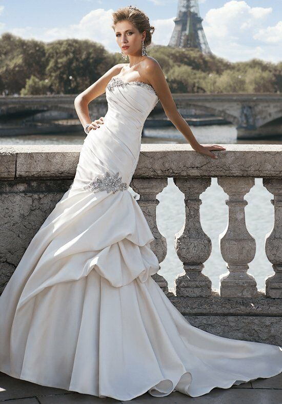 Jasmine Couture T152007 Mermaid Wedding Dress