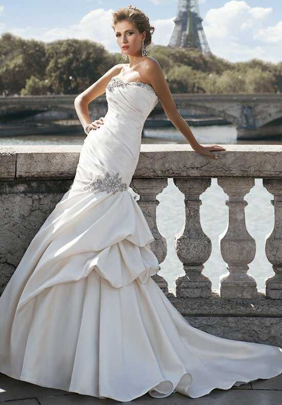 Jasmine Couture T152007 Wedding Dress photo
