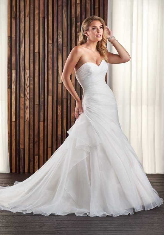 Bonny Bridal 718 Mermaid Wedding Dress