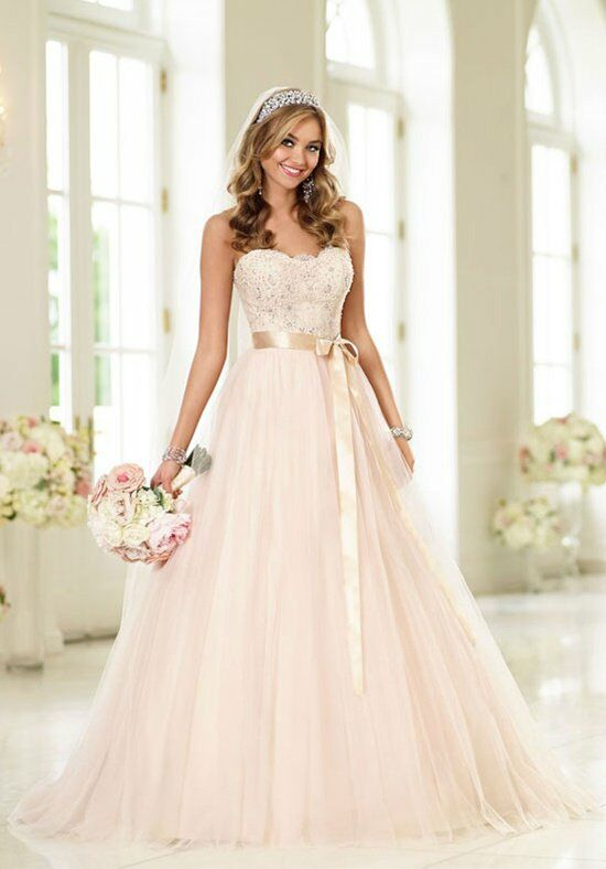 Stella York 6028 Wedding Dress - The Knot